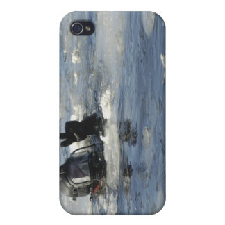 US Navy Diver signals he is okay iPhone 4 Cover