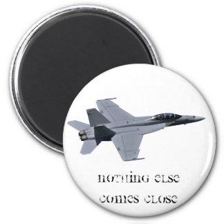 US Navy F-18 Super Hornet Fridge Magnet