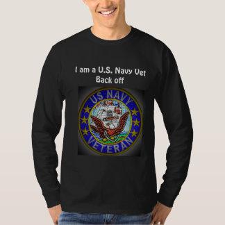 US. Navy Vet Tee Shirts