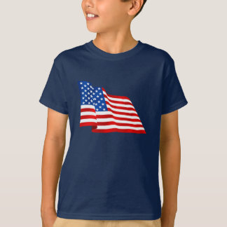 US old glory flag of the United States T-Shirt