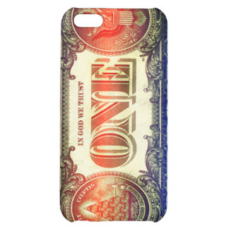 US One Dollar Bill Iphone 4/4S Case