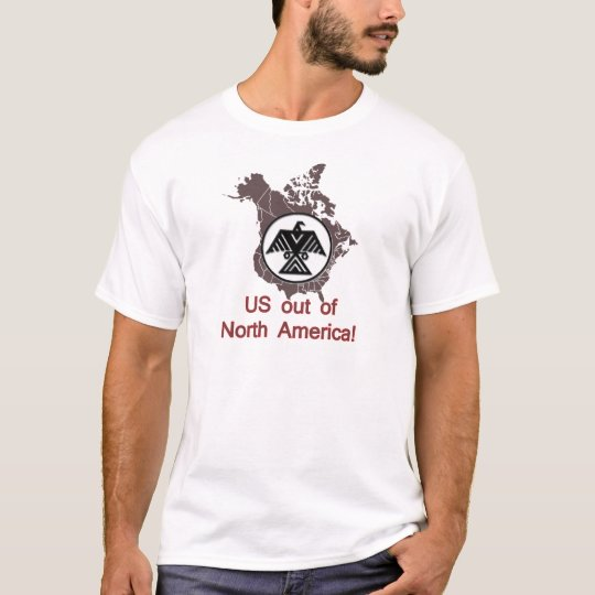 US out of north america T-Shirt