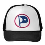 US Pirate Party Trucker Hats