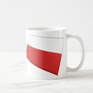 US & Poland Flags Mugs
