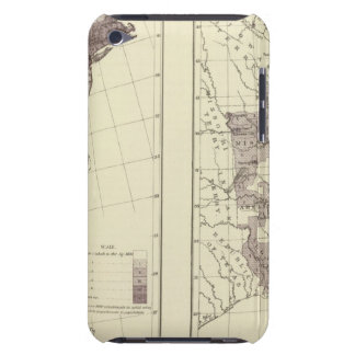 US Population 1830-1840 Barely There iPod Covers