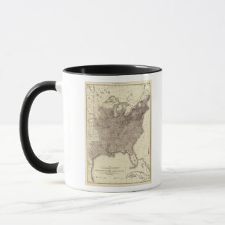 US Population 1860 Mug
