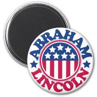 US President Abraham Lincoln Magnet