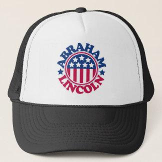 US President Abraham Lincoln Trucker Hat