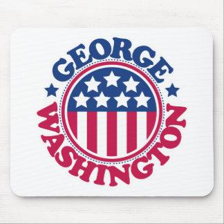 US President George Washington Mouse Pads