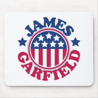 US President James Garfield Mouse Mat