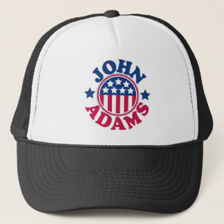 US President John Adams Trucker Hat