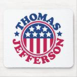 US President Thomas Jefferson Mouse Pad