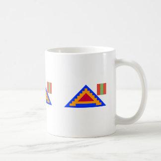 US_Seventh_Army Basic White Mug
