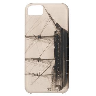 US ship Bonhomme Richard model iPhone 5C Case