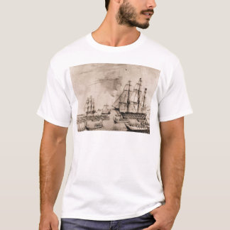 US SHip Columbus 1815 T-Shirt