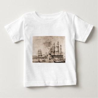 US SHip Columbus 1815 T-shirts