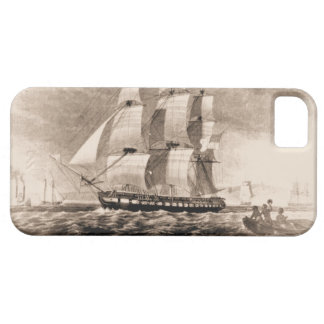 US ship Houston 1819 Case For The iPhone 5