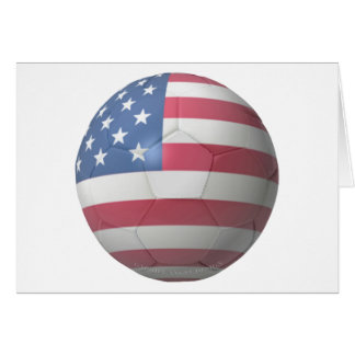US Soccer Greeting Cards