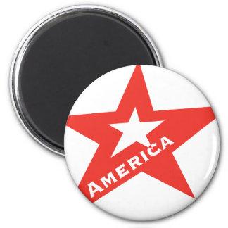 US Star Refrigerator Magnet