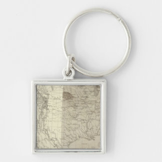 US Storm Centres Key Ring