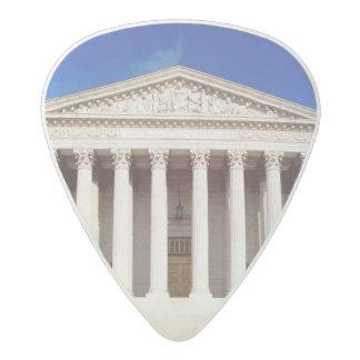 US Supreme Court building, Washington DC, USA Acetal Guitar Pick