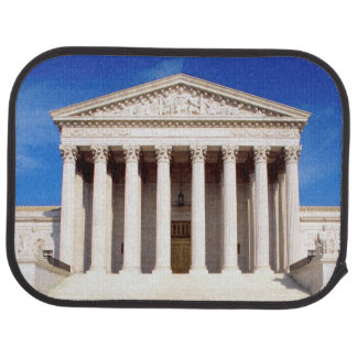 US Supreme Court building, Washington DC, USA Car Mat