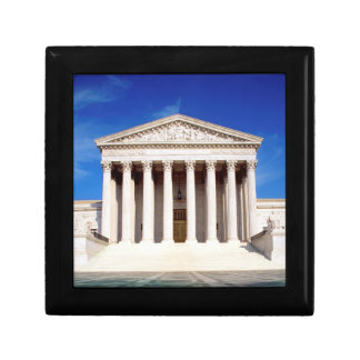 US Supreme Court building, Washington DC, USA Gift Box