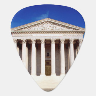 US Supreme Court building, Washington DC, USA Guitar Pick