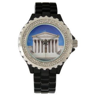 US Supreme Court building, Washington DC, USA Watch