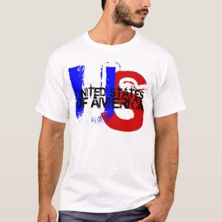 US UNITED STATES OF AMERICA T-Shirt