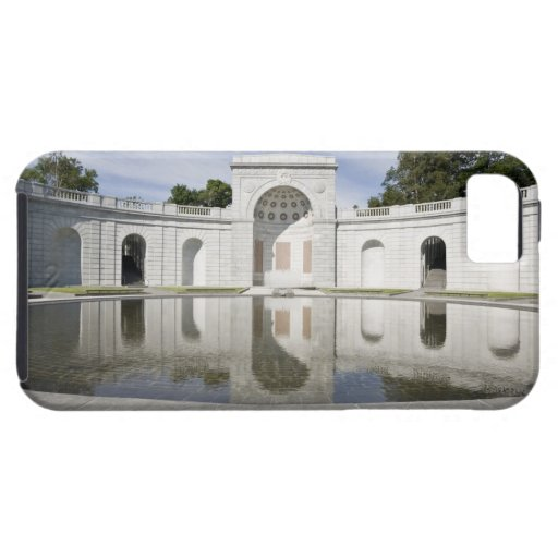 US, VA, Arlington. Women in Military Service for iPhone 5 Cover