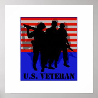 US Veteran Poster