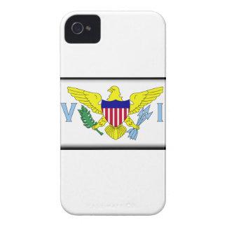US Virgin Islands Flag iPhone 4 Covers