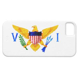 US VIRGIN ISLANDS FLAG iPhone 5 COVERS