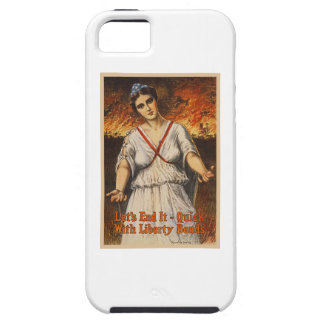 US War Bonds Let's End It Quick WWI Propaganda Case For The iPhone 5