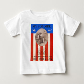 US War Bonds Liberty Loan Prayer WWI Propaganda T-shirt