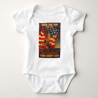 US War Bonds Third Liberty Loan WWI Propaganda Shirt