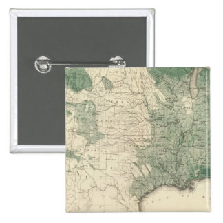 US Woodlands 15 Cm Square Badge