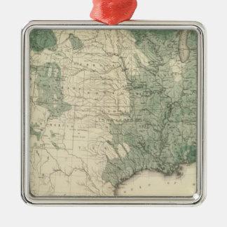 US Woodlands Christmas Ornament