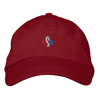 """Usa - 1"""" embroidered hat"""