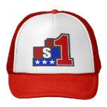 USA-#1 Stars Cap