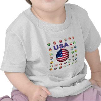 USA 2010 T-Shirt D7