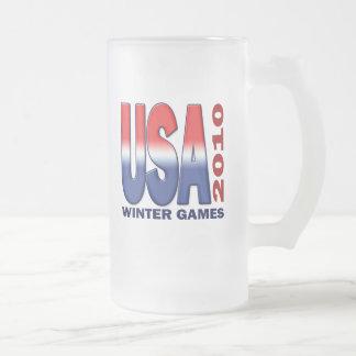 USA 2010 WINTER GAMES COFFEE MUGS
