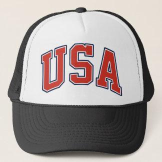 USA 2012 TRUCKER HAT