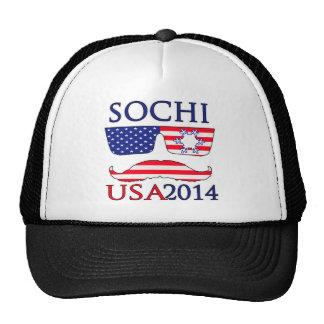 USA 2014 winter Cap