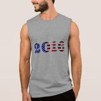 USA 2016 Men's Ultra Cotton Sleeveless T-Shirt