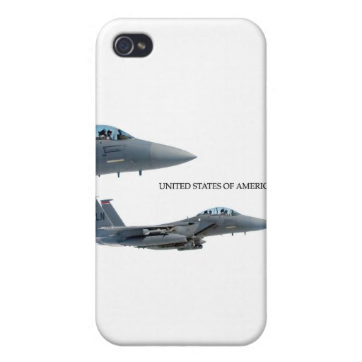 USA AIRCRAFT iPhone 4 COVER