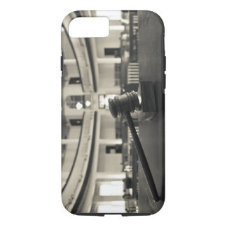 USA, Alabama, Monroeville. Home of writers iPhone 7 Case
