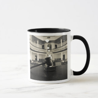 USA, Alabama, Monroeville. Home of writers Mug