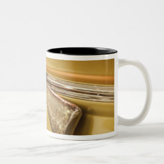 USA, Alabama, Tuscumbia. Alabama Music Hall of Two-Tone Coffee Mug